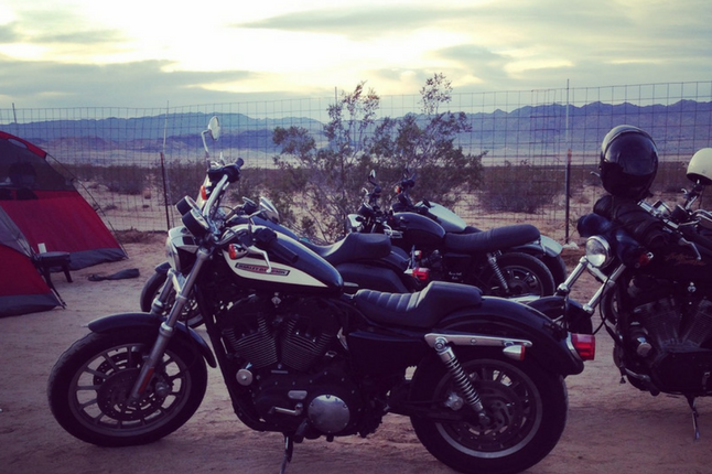 Babes Ride Out 2015