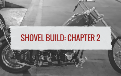Shovel Build: Chapter 2